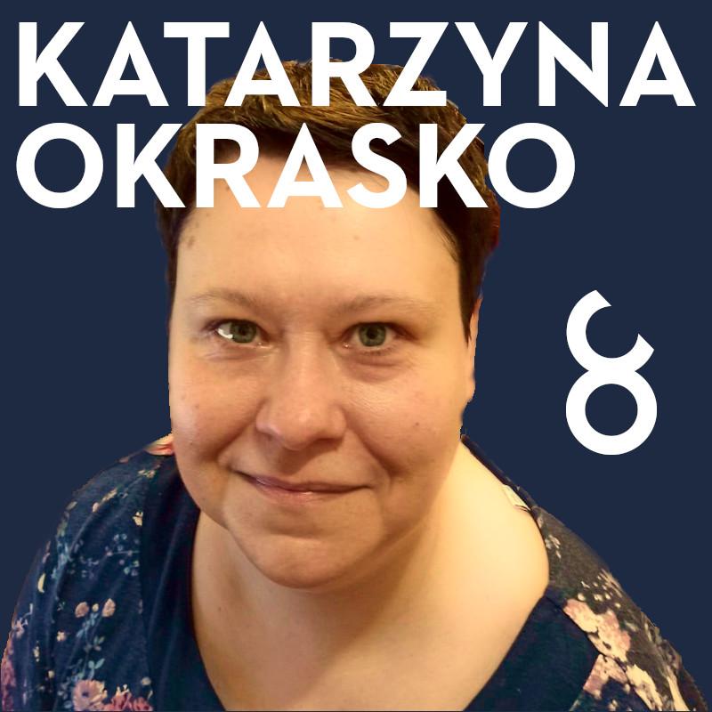 Czarna Owca wśród podcastów #15 – Katarzyna Okrasko